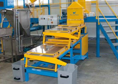 Cleaner & Seed Sizer