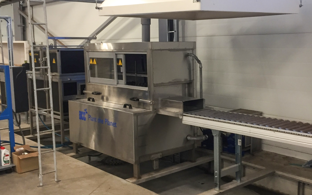 Installation and start-up of a new BCC Plant Production Line